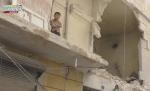 «Anna News» снял документальный фильм о битве за Алеппо (18+)