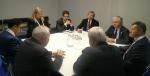 Էդվարդ Նալբանդյանը հանդիպել է ԵԱՀԿ Մինսկի խմբի համանախագահների հետ