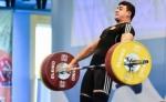 Самвел Гаспарян – бронзовый призер чемпионата Европы по тяжелой атлетике