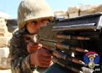 Հակառակորդը տարբեր տրամաչափի հրաձգային զենքերից հրադադարի պահպանման ռեժիմը խախտել է շուրջ 35 անգամ
