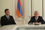 Սերժ Սարգսյանը Գևորգ Կոստանյանին նշանակել է իր խորհրդական