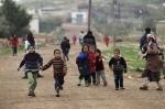 Թուրքիայում ապաստանած սիրիացի երեխաների 40%-ը կրթություն չի ստանում