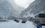 Дорога Степанцминда-Ларс открыта для всех видов автомашин