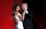 Трамп с супругой станцевали первый танец на балу в честь инаугурации