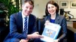 Արմատներով հայուհին ընտրվել է Ավստրալիայի Նոր Հարավային Ուելս նահանգի վարչապետ (տեսանյութ)