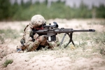 Իրաքում բրիտանացի դիպուկահարը մի կրակոցով 3 գրոհային է ոչնչացրել