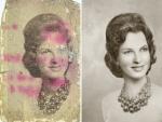 Մասնագետը վերականգնել է հին, խունացած լուսանկարները (ֆոտոշարք)