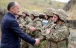 Սեյրան Օհանյանի ուղերձը` Հայկական բանակի կազմավորման 25-րդ տարեդարձի առթիվ (տեսանյութ)