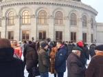 Արթուր Սարգսյանին (Հաց բերող) ազատ արձակելու պահանջով երթին մասնակցել են «Օհանյան–Րաֆֆի–Օսկանյան» դաշինքի անդամները (տեսանյութ, լրացված)