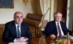 Հանդիպել են Հայաստանի և Ադրբեջանի արտգործնախարարները