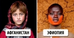Լուսանկարիչը ներկայացրել է տարբեր ազգերի ներկայացուցիչների դիմանկարները (ֆոտոշարք)