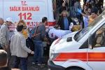 Հուժկու պայթյուն է որոտացել Թուրքիայի Շանլիուրֆա նահանգում