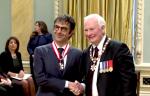Ատոմ Էգոյանն արժանացել է Կանադայի Ազգային շքանշանի բարձրագույն տիտղոսին (տեսանյութ)