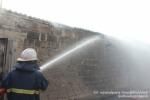 Երևանում՝ փայտամշակման արտադրամասում, հրդեհ է բռնկվել