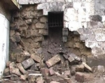 Ծաղկաշենում տան ննջասենյակի պատը փլուզվել է