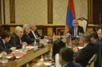 Սերժ Սարգսյանը հրավիրել է Ազգային անվտանգության խորհրդի նիստ