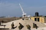 На юге Израиля упала палестинская ракета