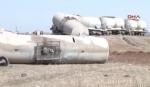 Թուրքիայում՝ երկաթգծի վրա, ռումբ է պայթել (տեսանյութ)