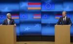 Սերժ Սարգսյանը հանդիպում է ունեցել ԵԽ նախագահ Դոնալդ Տուսկի հետ