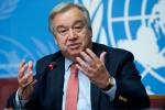 ՄԱԿ գլխավոր քարտուղարն անհանգստացած է ԼՂ հակամարտության գոտում իրադրության սրումից