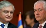 Էդ. Նալբանդյանն ու ԱՄՆ պետքարտուղարը քննարկել են ԼՂ հարցը