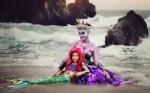 7–ամյա աղջիկը և նրա մայրիկը վարպետորեն կերպարանափոխվում են «Դիսնեյի» հերոսուհիների (ֆոտոշարք)