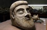 На строительстве Керченского моста обнаружили голову древней скульптуры
