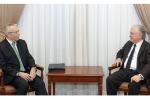Էդ. Նալբանդյանն ընդունել է ԵԱՀԿ ՄԽ ամերիկացի համանախագահին