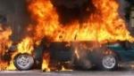 «Opel B»–ն ամբողջությամբ այրվել է