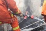 Հրդեհ Իջևանում․ այրվել են փայտյա խորդանոցներ