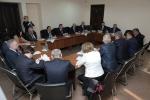 Սեյրան Օհանյանն ընդունել է ԱՊՀ միջխորհրդարանական վեհաժողովի դիտորդներին (ֆոտոշարք)