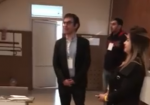 Ատոմ Էգոյանը և Էրիկ Նազարյանը կուտակումներ են գրանցել մուտքի առջև (տեսանյութ)