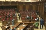 ԱԺ այսօրվա նիստն էլ չկայացավ (տեսանյութ)