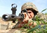 Ադրբեջանական զինուժն ակտիվորեն կիրառել է դիպուկահար հրացաններ