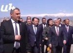 Սերժ Սարգսյանը չի պատասխանել ընտրակեղծիքների մասին հարցին