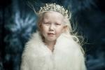 8-ամյա ալբինոս այս աղջնակին սիբիրյան «Սպիտակաձյունիկ» են անվանում (ֆոտոշարք)