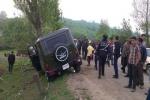 Ավտովթարում մահացել է Ադրբեջանի սահմանապահ ծառայության սպա