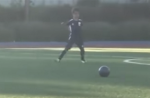 Ինչպես է Ռոնալդուի 6-ամյա որդին տուգանայինից գոլ խփում