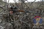 Ադրբեջանական զինուժը կիրառել է հաստոցավոր հակատանկային, իսկ հյուսիսարևելյան հատվածում՝ հակատանկային ավտոմատ նռնականետ