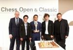 Լևոն Արոնյանը հաղթել է GRENKE Chess Classic միջազգային մրցաշարում