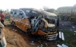 В Кении при столкновении автобуса и грузовика погибли не менее 27 человек