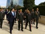 Թուրքիայի ժանդարմերիայի հրամանատարն այցելել է Ադրբեջան