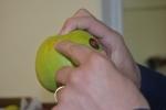 Այսօր էլ շուկայից գնել են ադրբեջանական խնձոր (տեսանյութ)
