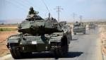 На севере Сирии идут бои между курдами и турецкой армией