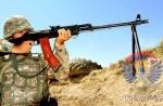 Հակառակորդը տարբեր տրամաչափի հրաձգային զինատեսակներից հրադադարի պահպանման ռեժիմը խախտել է 45 անգամ