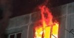 Արմավիրում շենքերից մեկի պատշգամբից ծուխ է նկատվել