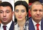 ԱԺ փոխնախագահներ ընտրվեցին Էդ. Շարմազանովը, Ա. Հովհաննիսյանն ու Մ. Մելքումյանը
