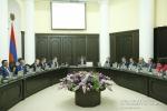 Տեղի է ունեցել ՀՀ կառավարության արտահերթ նիստ․ նախարարների թիվը պետք է լինի 18