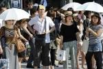 Ճապոնիայում շոգերի պատճառով մոտ հազար մարդ է հոսպիտալացվել