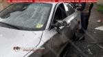 Արտակարգ դեպք Վարդենիսում. պայթեցրել են «Պստի Հակոբի» BMW-ն